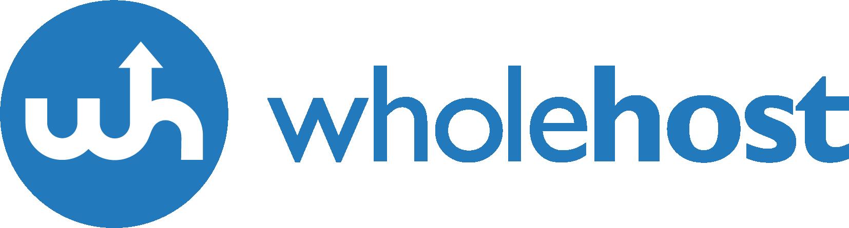 WholeHost Logo